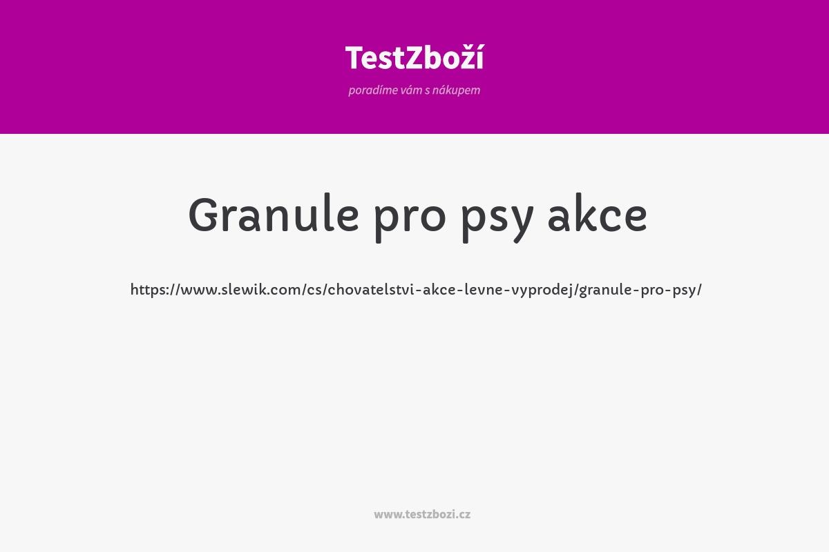 https://www.slewik.com/cs/chovatelstvi-akce-levne-vyprodej/granule-pro-psy/